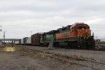BNSF 2270 West