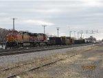 BNSF 4764 West