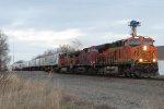 BNSF 7915 West