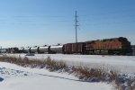 BNSF 4408 DPU