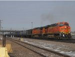 BNSF 7623 East