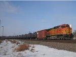 BNSF 4455 DPU