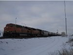 BNSF 6368 East