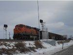 BNSF 5781 DPU