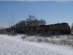 BNSF 4923 West