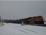 BNSF 9183 DPU