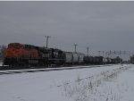 BNSF 5823 West