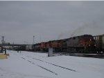 BNSF 710 East