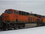 BNSF 6705