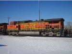 BNSF 4321