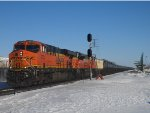 BNSF 7324 West