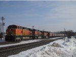 BNSF 5237 WEST