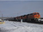 BNSF 6121 East