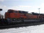 BNSF 9051