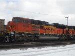 BNSF 9289