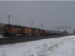 BNSF 6795 West