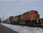 BNSF 5151 East