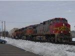 BNSF 728 East