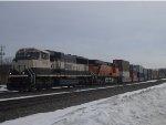 BNSF 9724 West