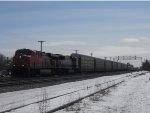 BNSF 5809 West