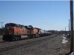 BNSF 7408 West