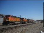 BNSF 5106 West