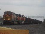 BNSF 4805 North