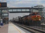BNSF 5105 West