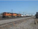 BNSF 6639 WEST