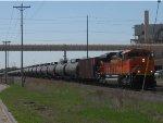 BNSF 9052 West