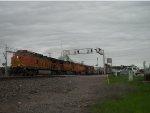 BNSF 5239 West