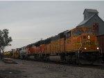 BNSF 9879 West