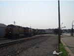 BNSF 4052 West