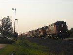 BNSF 673 East