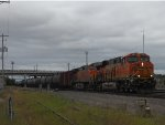 BNSF 6919 East
