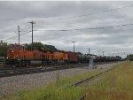 BNSF 6673 West