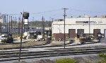 NS Bellevue Locomotive Shop