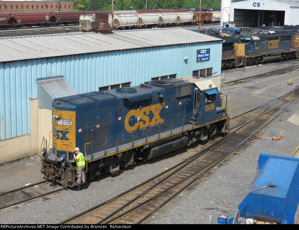 CSX 1508