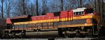 Kansas City Southern 4041 (SD70ACe)