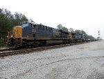 CSX Northbound Intermodel