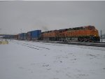 BNSF 7255 EAST