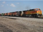 BNSF 4383 EAST