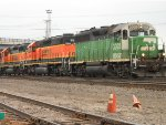 BNSF 3028 EAST