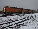 BNSF 7233 West