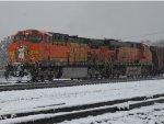 BNSF 5648 West