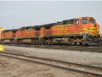 BNSF 4811 EAST