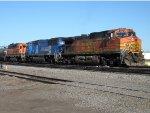 BNSF 4305 West