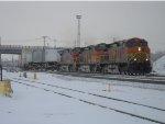 BNSF 4330 East