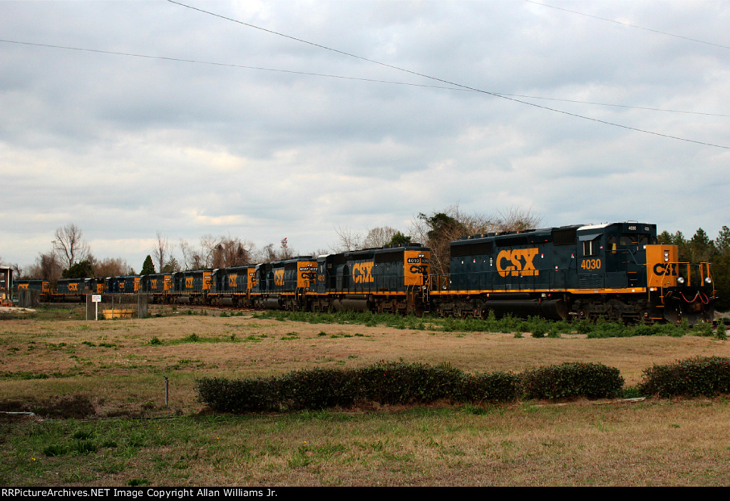 CSX 4030