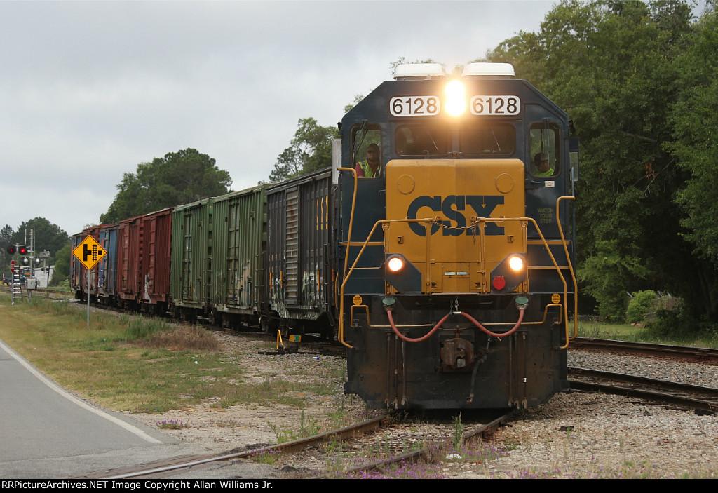 CSX 6128